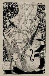 Monociclo I by adrianperezacosta