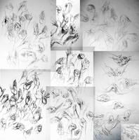 a handful of study by littleulvar