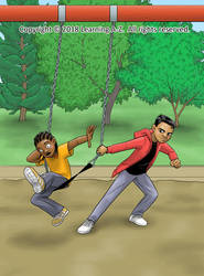 Standing Up to the Bullies - Image 6 by K-B-Jones