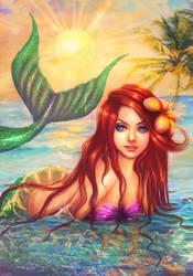 Ariel by Mashaeorso