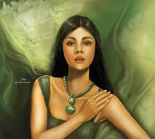 Jade by crayonmaniac