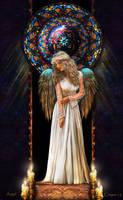 Angel by crayonmaniac
