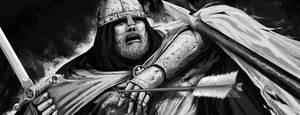 Knight Templar by saktiisback