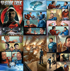 STAR TREK #15 by saktiisback