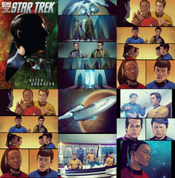 STAR TREK #22 by saktiisback