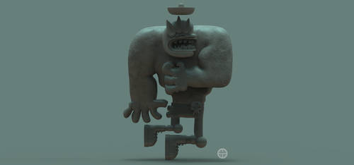 Mucho Macho Clay by HereticTemplar