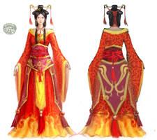 zhimingfuren by hoxiaowei
