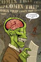Comix Trip by elbruno