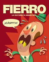 Tapa Fierro by elbruno