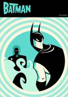 The Batman by elbruno