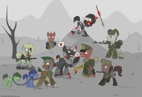 Fallout:Stalliongrad by Ponyarchuk