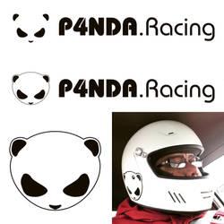 Panda Racing Logo by dippydude