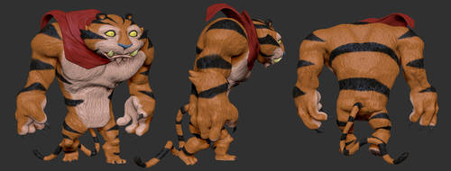 Tony The Tiger by dippydude
