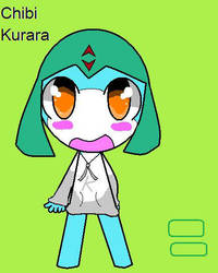 Chibi Kurara by Matsuri212