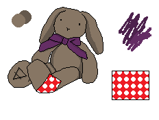 Vidalia's Bunny by aoi-doragon