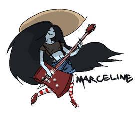 Marceline by Nykd
