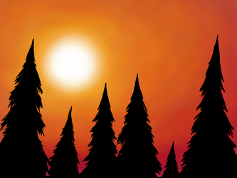 Sunrise by Morataza