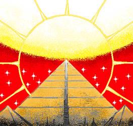 The old Banner Celestialnomicon by Morataza