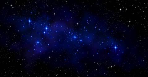 Blue Nebula by Morataza