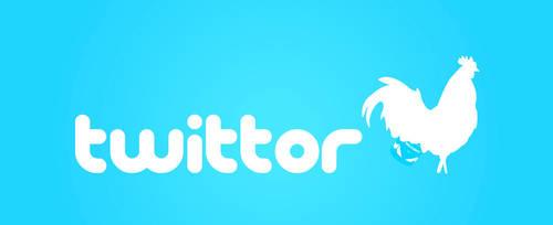 Russian twitter logo. by XpeHiK