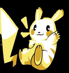 Pikachu First Gen by tifov