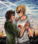 Dance with me on Rooftops by Psychocereals