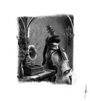 Octavia von Traum by friendshipocalypse