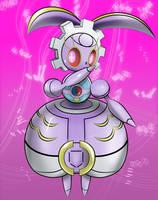 Magearna: the Man-Made Pokemon by ZionWorldArtist
