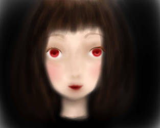 Red doll by ArchangelOfSalvation