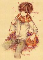 KnB : Countdown for Akashi Birthday by neokirii