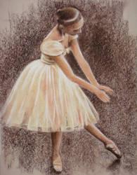 Ballerina by baileymcdoogle