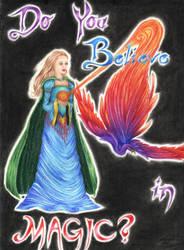 Do you believe in magic? by baileymcdoogle