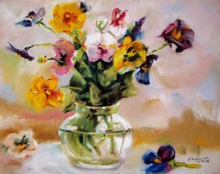 Flowerpot by baileymcdoogle