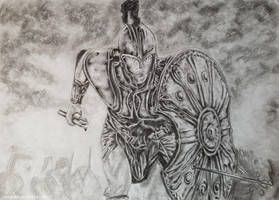 Troy by ioanabart