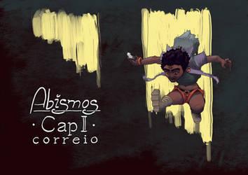 Abismos - Chapter 2 cover by Gardon