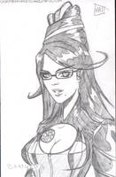 Convention Sketch Card8 by SavantGuarde