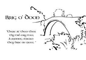 Tam O' Shanter, Brig O' Doon by SavantGuarde