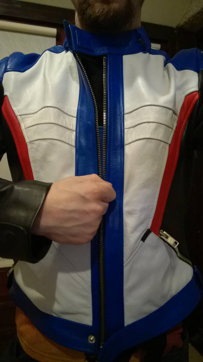 Soldier 76 Jacket by SavantGuarde