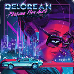 DELOREAN - cover by RUIZBURGOS