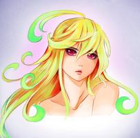 Portrait of Milla Maxwell by Kisse-san