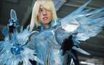 SCIV Siegfried- Crystal Knight by AmenoKitarou