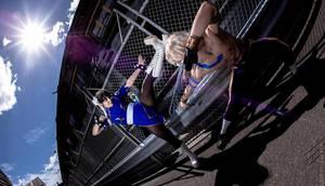 SFIV -  Deadly Encounter by AmenoKitarou