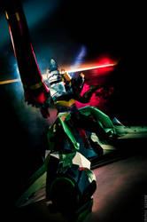Evangelion 05 - Special Surveillance Unit by AmenoKitarou