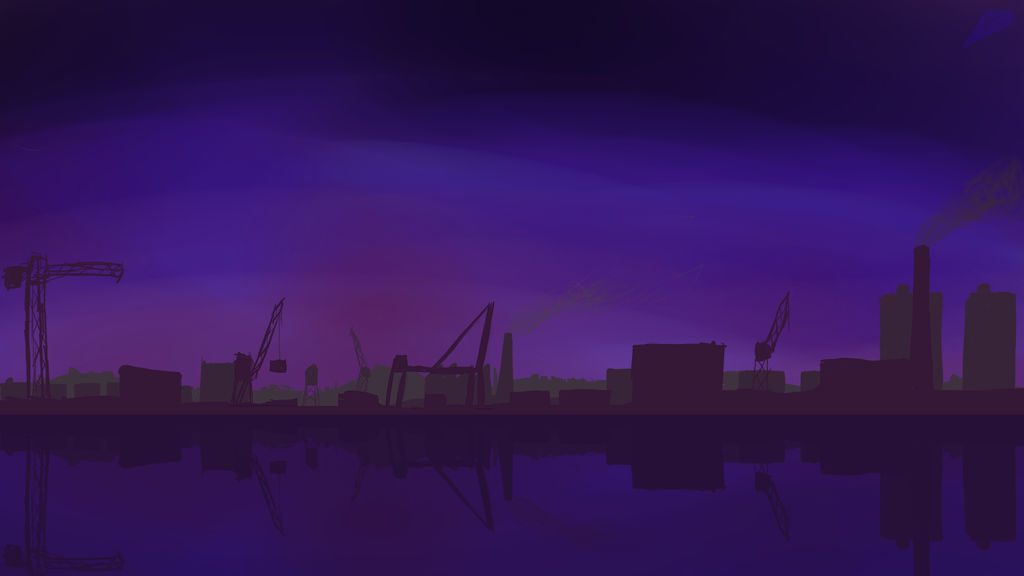 Port Purple by ABS96