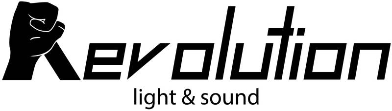 Logo for Revolution Light and Sound by ABS96