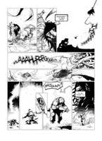 Brogunn page 40 pencil by PatBoutin