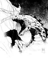 Dragon by PatBoutin