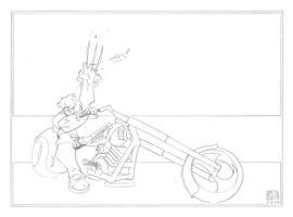 Logan Chopper by PatBoutin