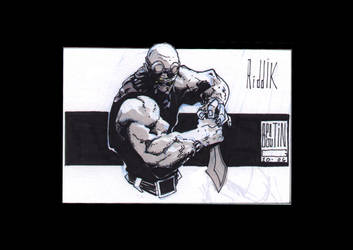 Riddik by PatBoutin