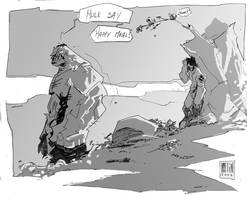 Hulk logan 2 by PatBoutin